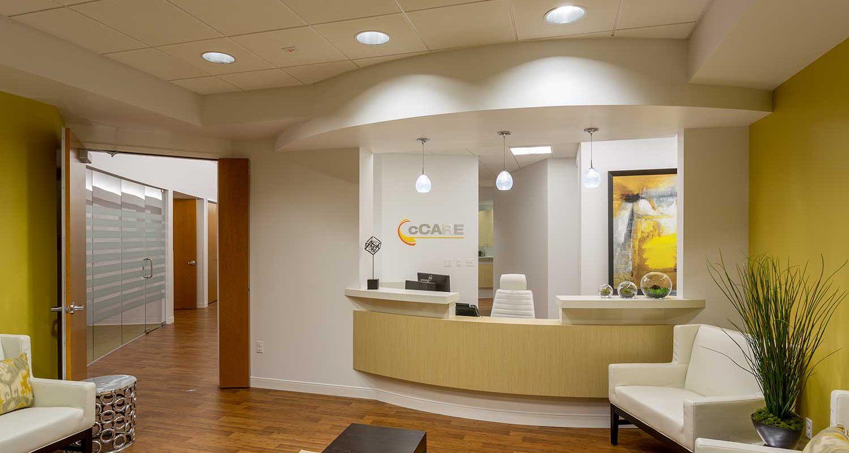 4S Ranch Health Center Interior 1