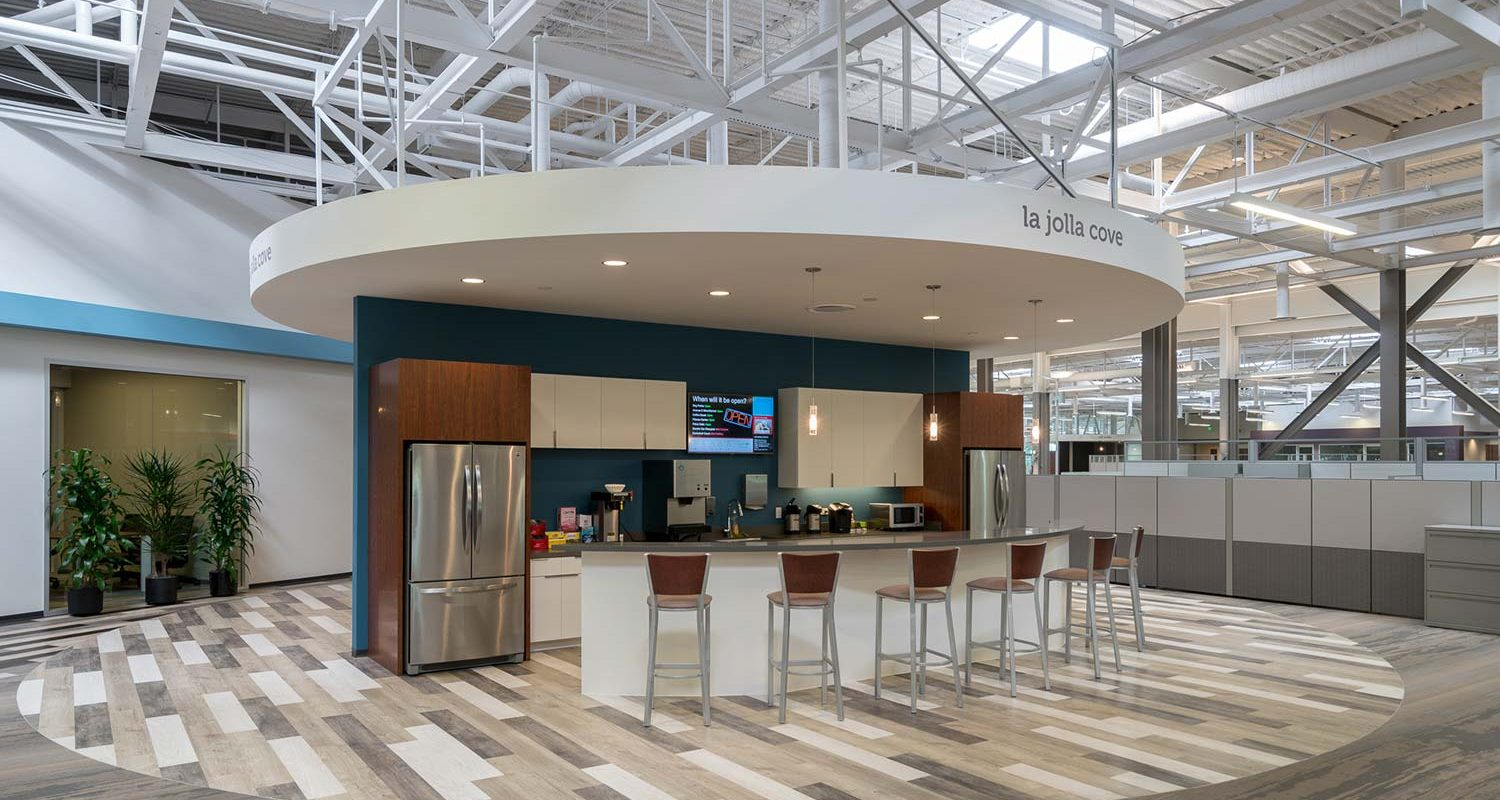 Petco National Service Center Interior 4