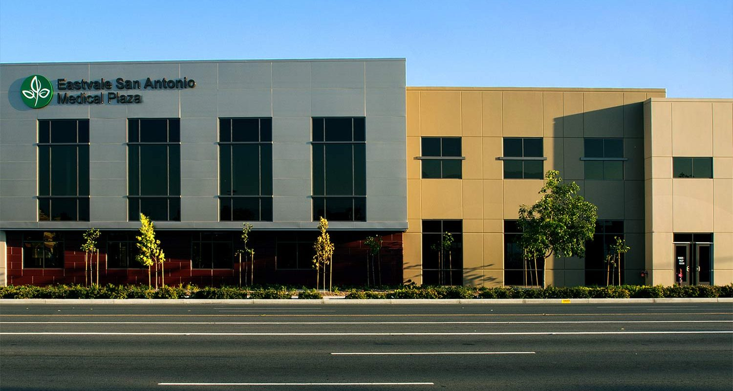 Eastvale San Antonio Medical Plaza Exterior 2