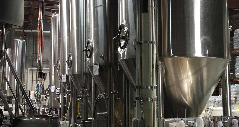 Saint Archer Brewing Company Interior