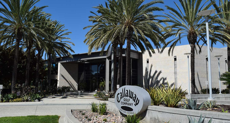 Callaway Golf Exterior 4