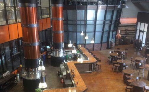 AleSmith Brewing Company Interior 1