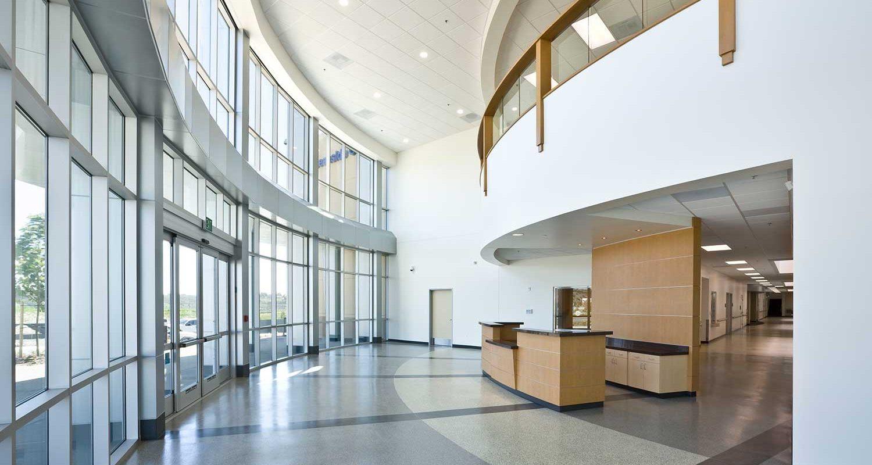 VA Clinic Oceanside Interior