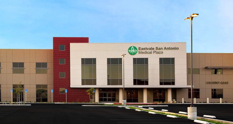 Eastvale San Antonio Medical Plaza Exterior 1