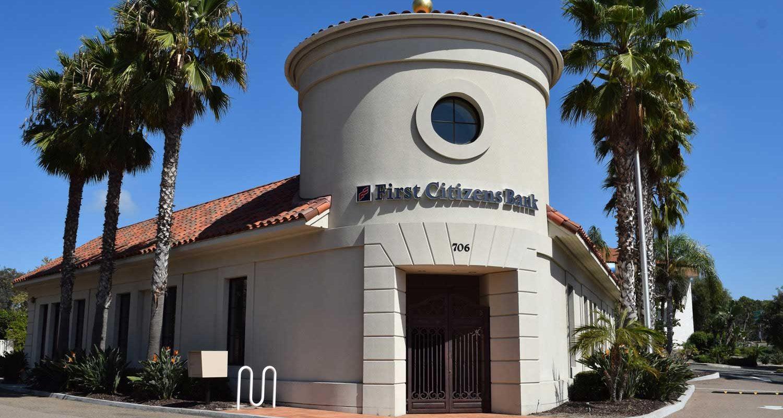 First Citizens Bank Exterior 1