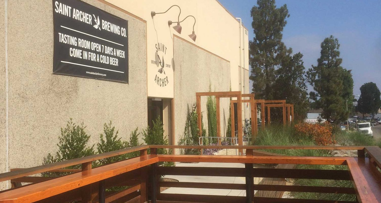 Saint Archer Brewing Co. Exterior