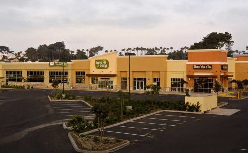 Point Loma Marketplace Exterior