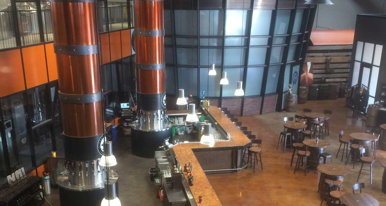 AleSmith Brewing Company Interior 1